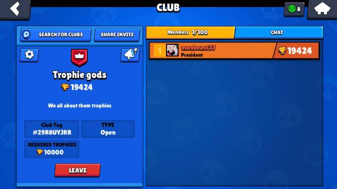 Brawl Stars: General - I am recruiting for my elite clan image 2