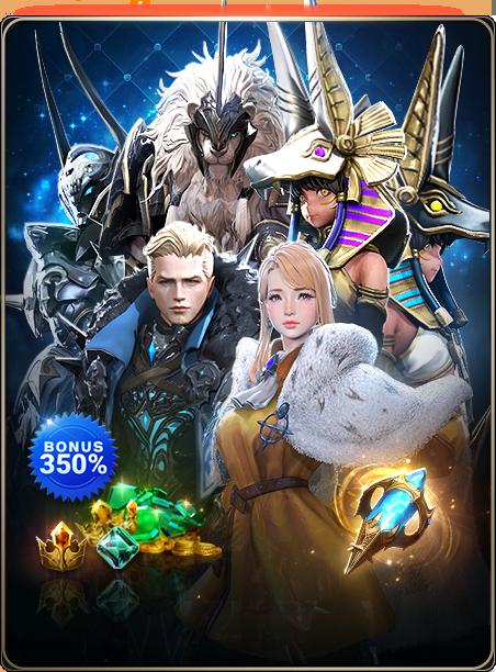 Hundred Soul : The Last Savior: event - [Notice] Ancient Hero Skin update image 4