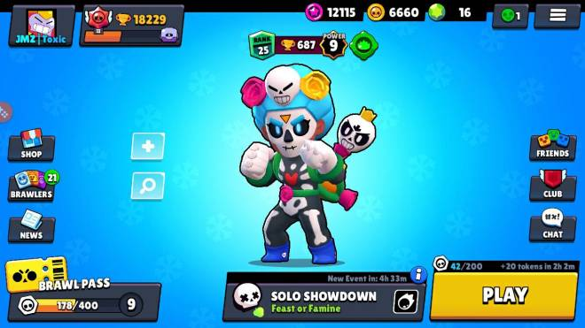 Brawl Stars: General - Looking for permanent duo and trio image 2
