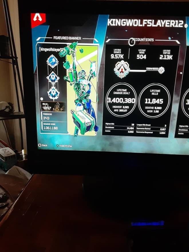 Apex Legends: Looking for Group - Does anyone want to play pubs or ranked I am in plat  image 3