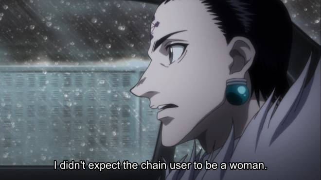 "Off Topic: General - I SWEAR ""I DIDNT EXPECT THE CHAIN USER TO BE A WOMAN"" image 2"