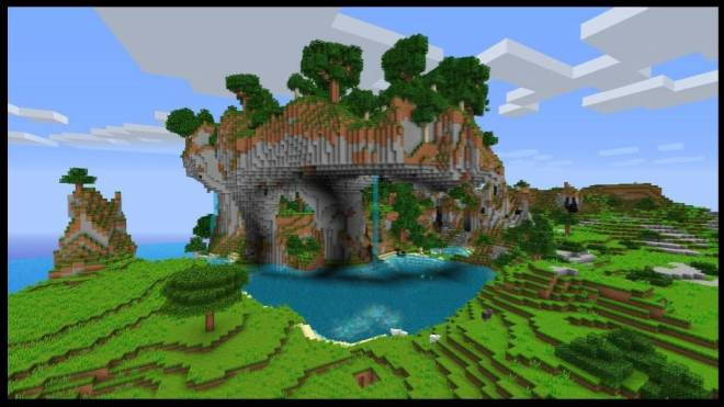 Minecraft: General - I just want to come across place like this. image 2