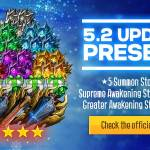 [Event] 5.2 Update Present (After 5.2 Update ~ Next Update)