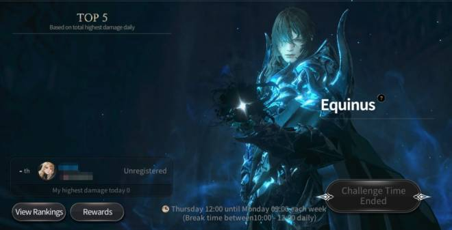 Hundred Soul : The Last Savior: notice - [Notice] Trial of Equinus image 5