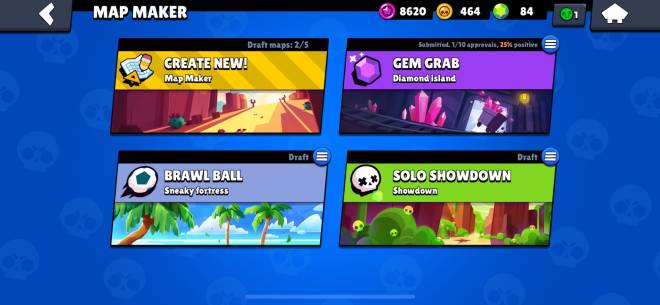 Brawl Stars: General - Need help approving maps  image 2