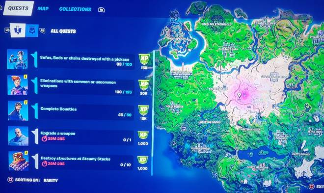 Fortnite: General - So it gives u 3 new challenges daily?...cool image 2