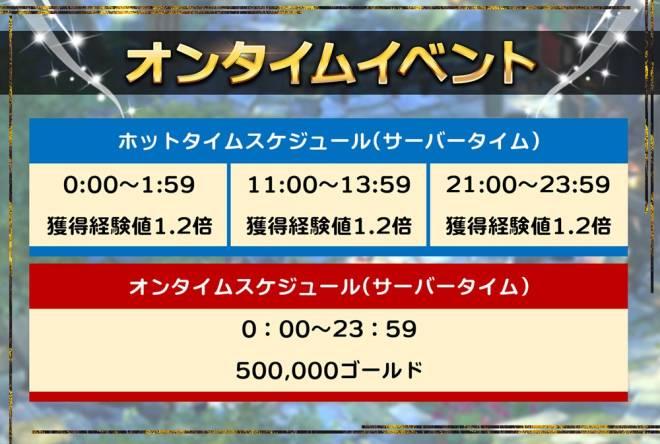 スピリットウィッシュ〜三英雄と冒険の大地〜: イベント - 【イベント】12月オンタイムイベントのお知らせ image 3