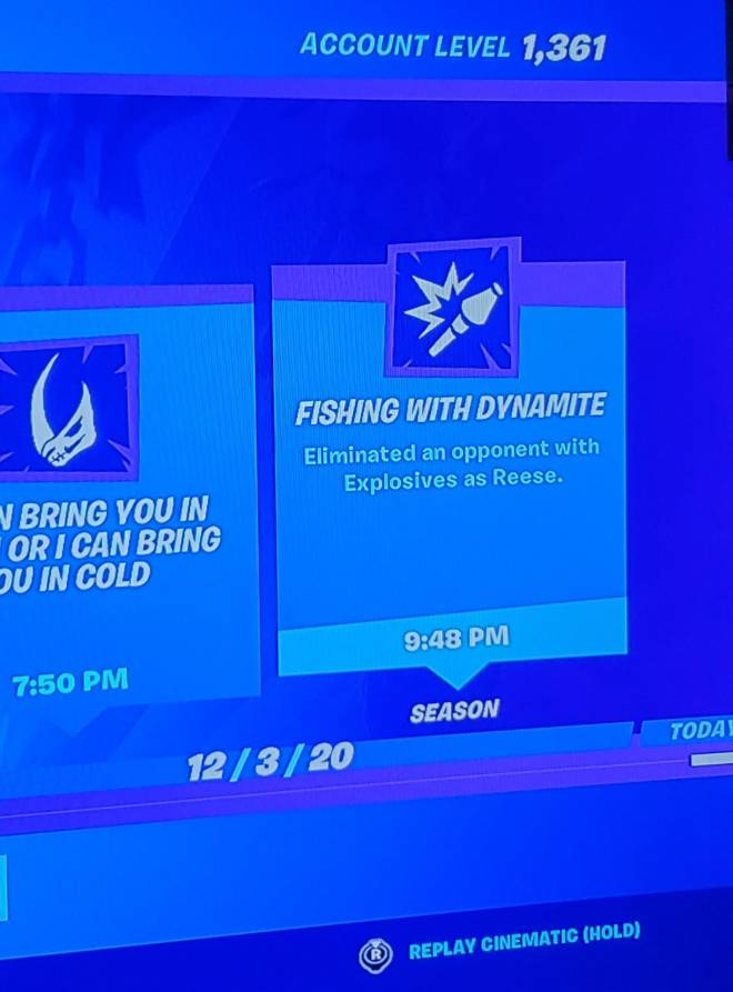 Fortnite: Battle Royale - Dude i didn't use reese when i got this💀 image 2
