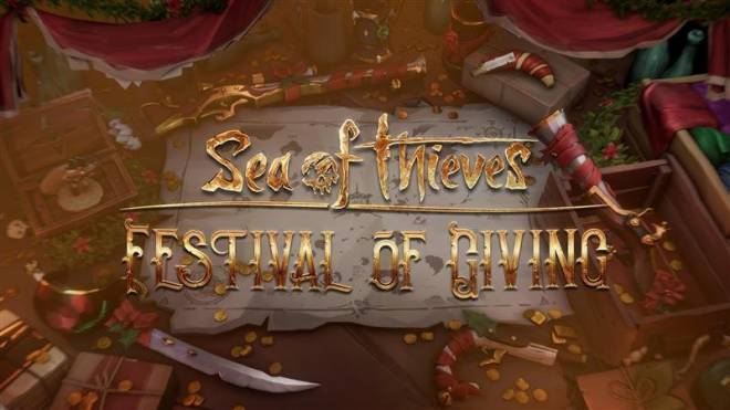 Sea of Thieves: General - New update coming in with the Festival of Giving. image 4