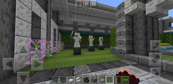 Minecraft: General - Completed the Obstacle Course image 7