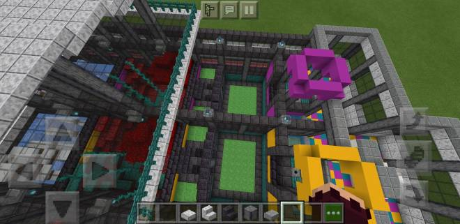 Minecraft: General - Completed the Obstacle Course image 4