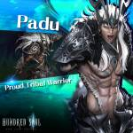 [New Companion] Proud Tribal Warrior - Padu