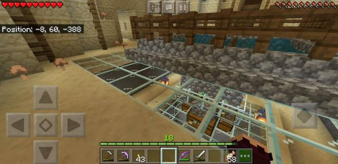 Minecraft: General - I made an underground farm! image 5