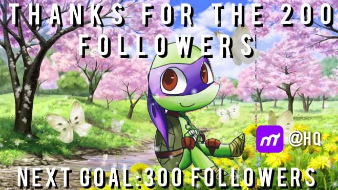 Off Topic: Promotions - ❄OMG😆 We Just Hit 200 Followers🐢 image 2
