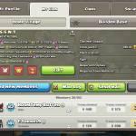 {recruiting} new clan   th9+   clan games, clan wars, CWL,   donations   teamwork   b2b wars
