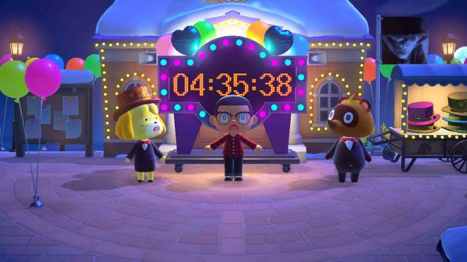 Animal Crossing: Posts - New Years count down image 1