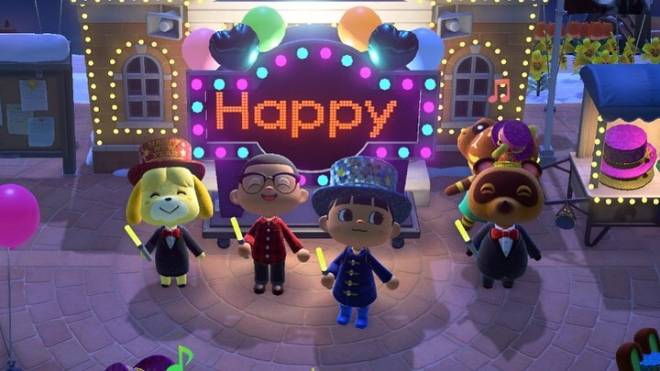 Animal Crossing: Posts - New year  image 1