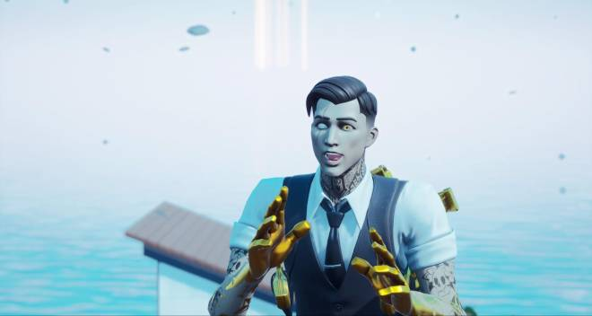 Fortnite: Memes - wait... when the fuck did I become the leader of ghost??? image 2