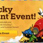[Event] Lucky Point Event (1/5 ~ 2/1 CST)