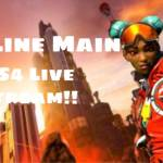 🔴 Apex Legends LIFELINE MAIN!! PS4 Live Stream