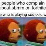 fortnite vs cold war sbmm