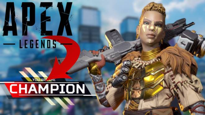 Apex Legends: Promotions - APEX LEGENDS PS4 LIVE STREAM JOIN UP NOW!  image 2