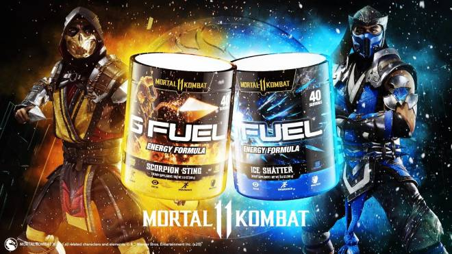 G Fuel: General - Get The Mortal Kombat GFUEL At 30% Discount image 2