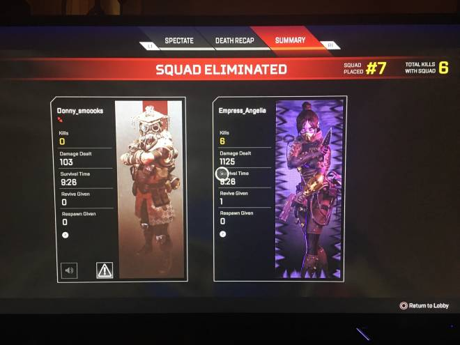 Apex Legends: General - The Grind to 8k Continues!  image 2