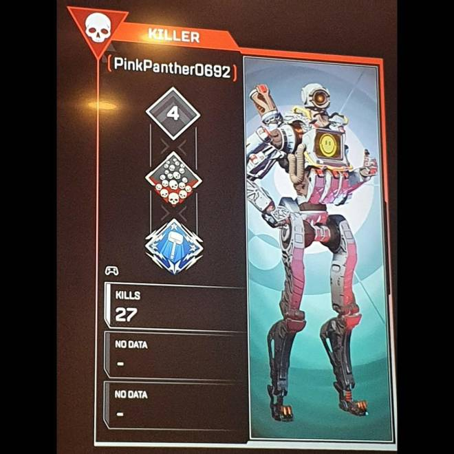 Apex Legends: General - Level 4 my ass image 1