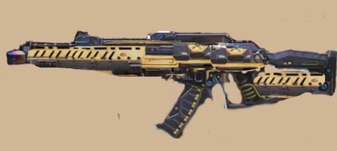 Call of Duty: General - AK-47 Black Gold  image 1