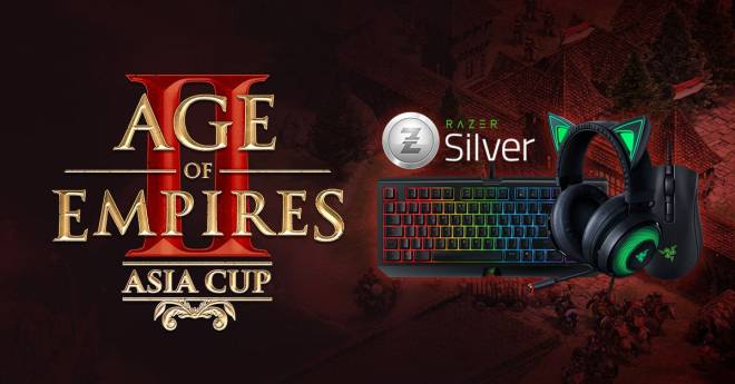 Off Topic: Promotions - Age of Empires II ASIA Cup image 2
