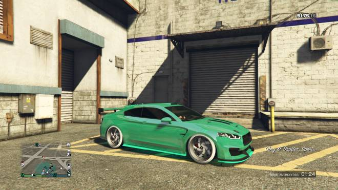 GTA: Promotions - My modded cars  image 1