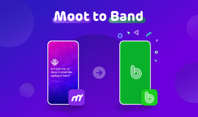 Moot: Notice - Moot will transfer to Band image 1