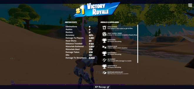 Fortnite: General - one last dub on moot image 2