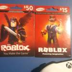Hey Guys Who Wants A FREE 50$ Roblox Card