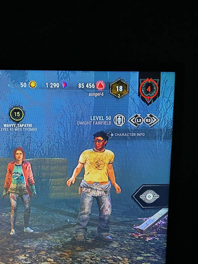 Dead by Daylight: Looking for Group - need ppl to join, i posted my rank.  i'm down for custom games too 👍🏼 image 3