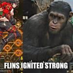 *ape debuffer fist🔥 bump