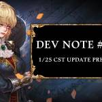 [Notice] Dev Note #144: 1/25 CST Update Preview