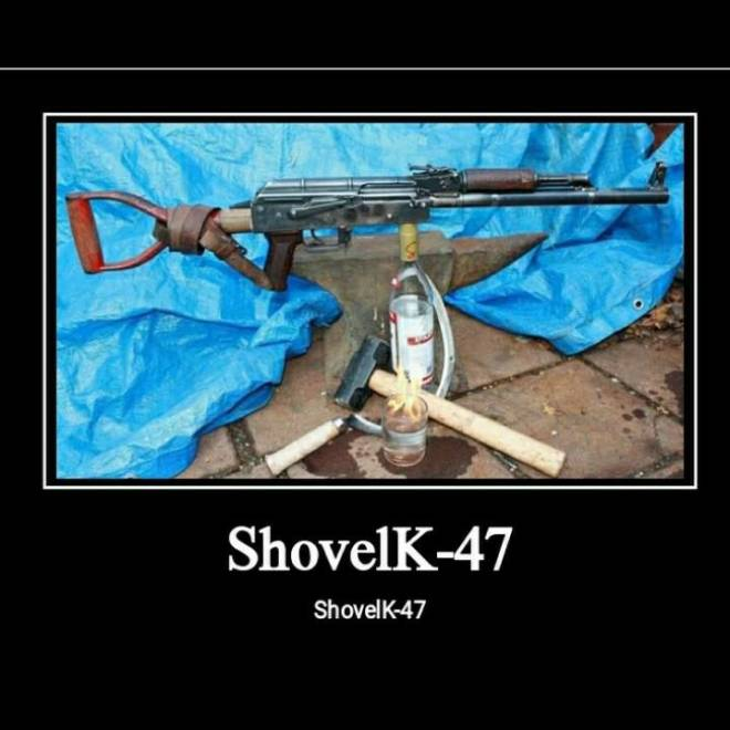 Off Topic: General - ShovelK-47 image 1