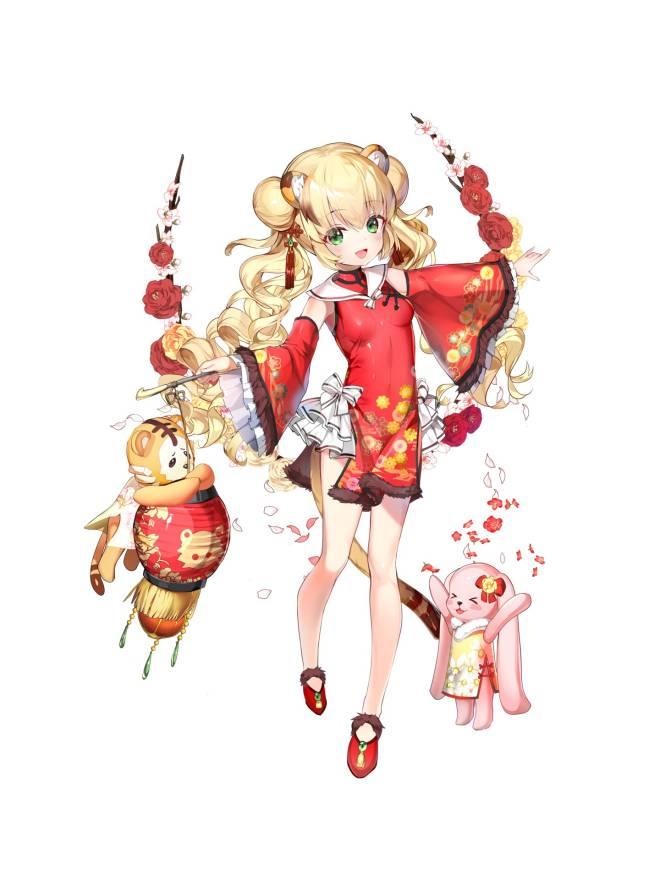 野生少女: アニマ紹介 - 【アニマ紹介】風月のロゼ image 2