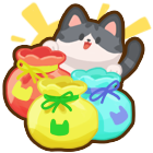 ごろごろこねこ: イベント - 【イベント】不思議な猫の魔法ポーチ販売のお知らせ image 3