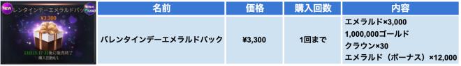 Hundred Soul (JPN): Event - 【お知らせ】バレンタインイベントのお知らせ image 5