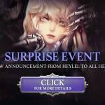 [Event] Surprise Log In Event (2/10 ~ 2/14 CST)