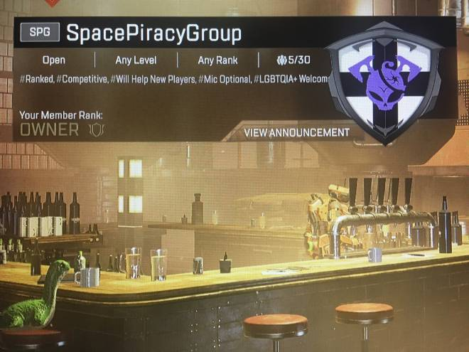 Apex Legends: General - Lonely CPU the Space Pirate image 3