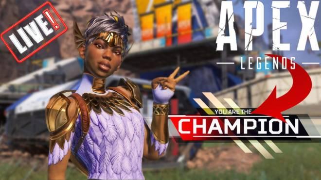 Apex Legends: Promotions - APEX LEGENDS PS4 LIVE STREAM JOIN UP!!  image 2