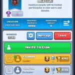 Join my clan if your interested in doing clan wars minimum trophies: 4000