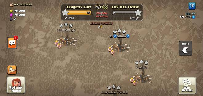 Clash of Clans: General - started from the bottom now we here image 2