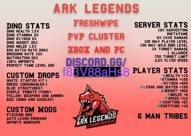 ARK: Survival Evolved: General - https://discord.gg/f83V88aHs8 image 1