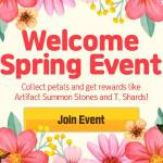 [Event] Welcome Spring Event (2/23 ~ 3/22 CST)