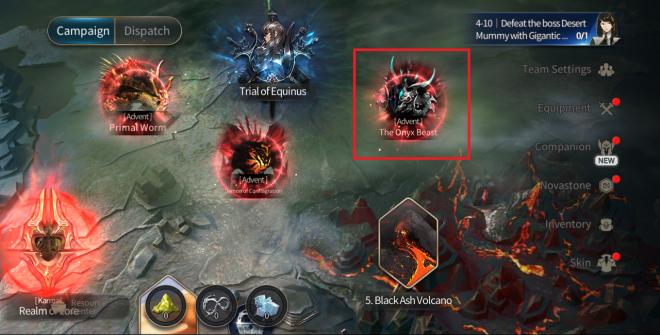 Hundred Soul : The Last Savior: event - [Notice] Nergal Advent - The Onyx Beast image 3